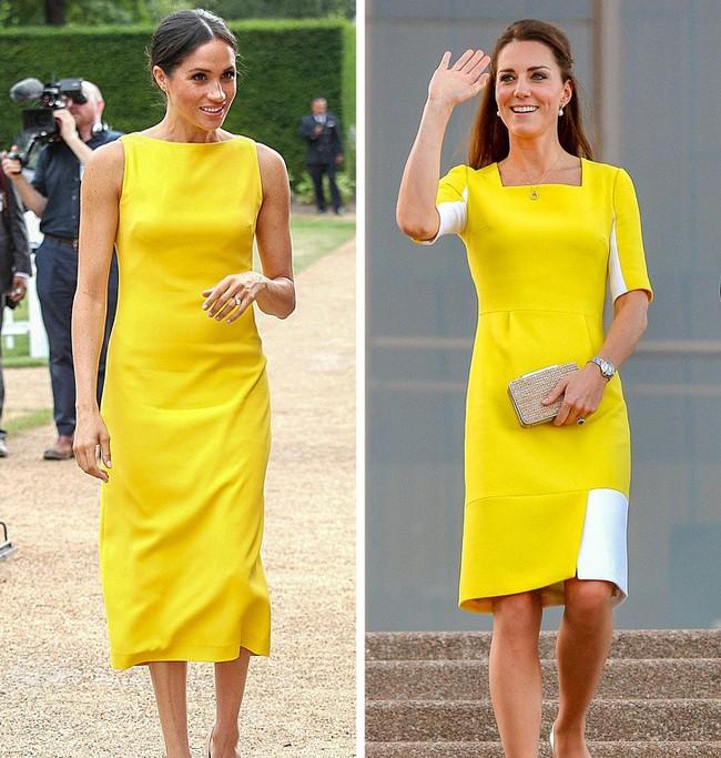 12 kiểu trang phục đơn giản mà sang trọng được hai Công nương Hoàng gia Anh ưa chuộng, chị em hoàn toàn có thể học hỏi - Ảnh 1.