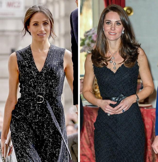 12 kiểu trang phục đơn giản mà sang trọng được hai Công nương Hoàng gia Anh ưa chuộng, chị em hoàn toàn có thể học hỏi - Ảnh 10.