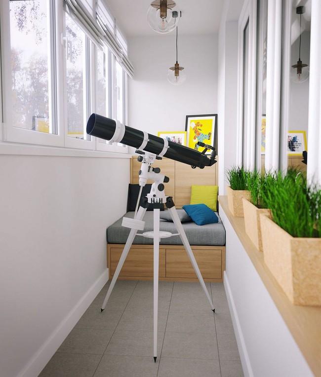 Mê mẩn với thiết kế căn hộ chỉ 34m² nhưng rất đa năng và hiện đại đến từng chi tiết - Ảnh 11.