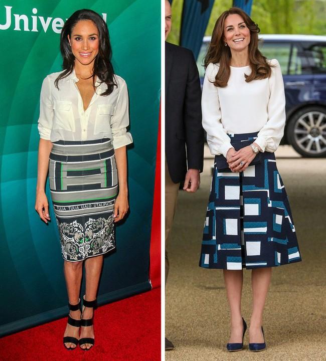 12 kiểu trang phục đơn giản mà sang trọng được hai Công nương Hoàng gia Anh ưa chuộng, chị em hoàn toàn có thể học hỏi - Ảnh 3.