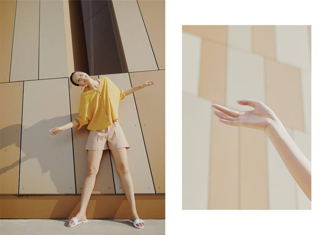20 mẫu áo blouse siêu xinh từ các thương hiệu Việt chắc chắn sẽ đốn tim nàng trong những ngày giao mùa mát lịm - Ảnh 8.