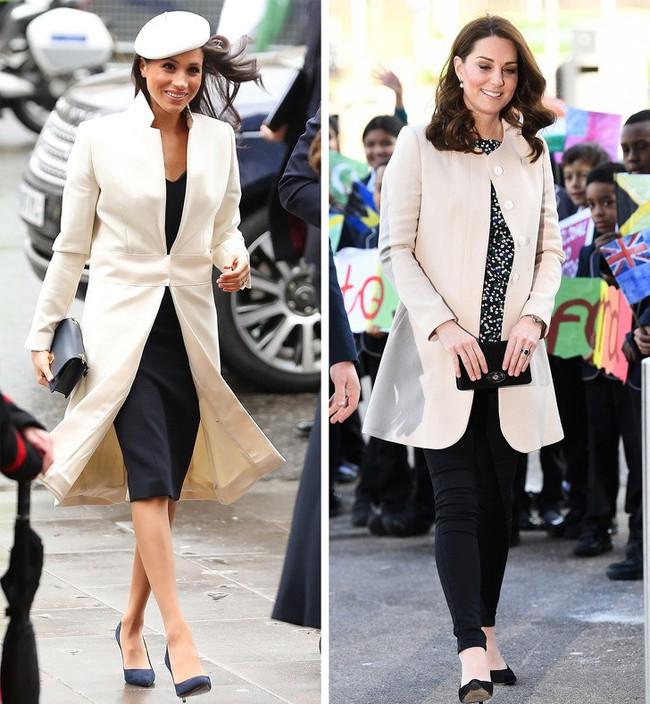 12 kiểu trang phục đơn giản mà sang trọng được hai Công nương Hoàng gia Anh ưa chuộng, chị em hoàn toàn có thể học hỏi - Ảnh 4.