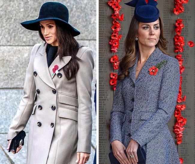 12 kiểu trang phục đơn giản mà sang trọng được hai Công nương Hoàng gia Anh ưa chuộng, chị em hoàn toàn có thể học hỏi - Ảnh 5.