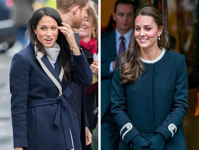 12 kiểu trang phục đơn giản mà sang trọng được hai Công nương Hoàng gia Anh ưa chuộng, chị em hoàn toàn có thể học hỏi - Ảnh 7.