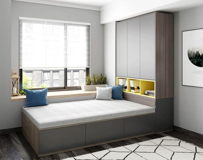 Tư vấn thiết kế nội thất nhà ống diện tích 21m² thoáng mát, đầy đủ công năng - Ảnh 10.