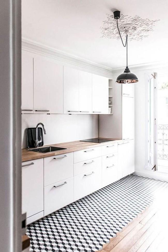 Tư vấn thiết kế nội thất nhà ống diện tích 21m² thoáng mát, đầy đủ công năng - Ảnh 6.