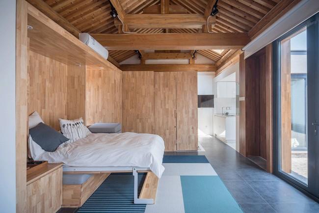 Ngôi nhà nhỏ ấm cúng có diện tích chỉ vỏn vẹn 30m² với thiết kế thông minh ở phố cổ  - Ảnh 12.
