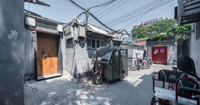 Ngôi nhà nhỏ ấm cúng có diện tích chỉ vỏn vẹn 30m² với thiết kế thông minh ở phố cổ  - Ảnh 2.