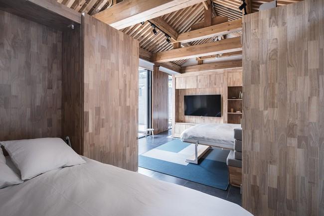 Ngôi nhà nhỏ ấm cúng có diện tích chỉ vỏn vẹn 30m² với thiết kế thông minh ở phố cổ  - Ảnh 15.