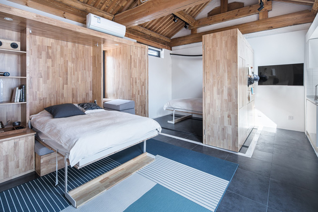 Ngôi nhà nhỏ ấm cúng có diện tích chỉ vỏn vẹn 30m² với thiết kế thông minh ở phố cổ  - Ảnh 14.