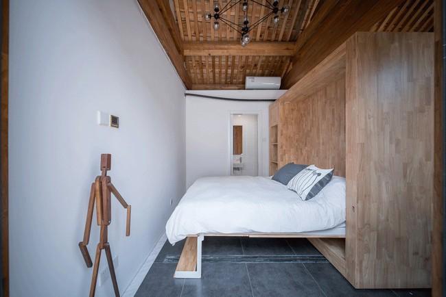 Ngôi nhà nhỏ ấm cúng có diện tích chỉ vỏn vẹn 30m² với thiết kế thông minh ở phố cổ  - Ảnh 8.