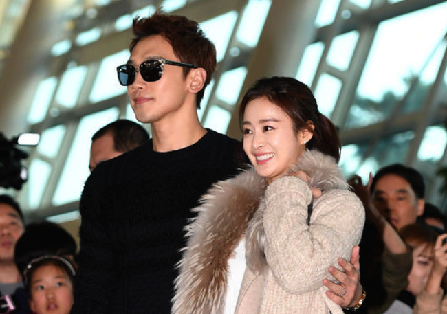 Vừa trở lại sau khi sinh em bé, Kim Tae Hee đã bị dư luận xỉa xói khi so sánh với Song Hye Kyo - Ảnh 2.
