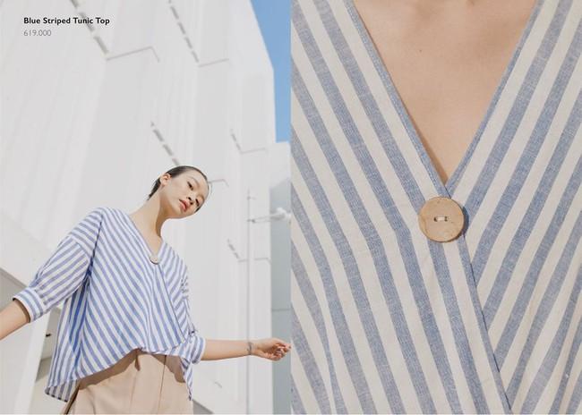 20 mẫu áo blouse siêu xinh từ các thương hiệu Việt chắc chắn sẽ đốn tim nàng trong những ngày giao mùa mát lịm - Ảnh 9.