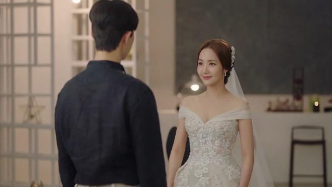 Chinh phục mọi items thời trang nhưng đây mới là kiểu váy áo giúp vẻ đẹp của Park Min Young đạt đến độ xuất sắc nhất - Ảnh 2.