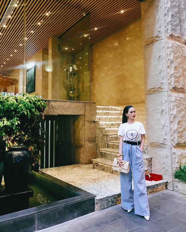 Sau 1 năm lấy chồng, Trang Pilla chị dâu Bảo Thy ngày càng xinh đẹp, quyến rũ - Ảnh 7.