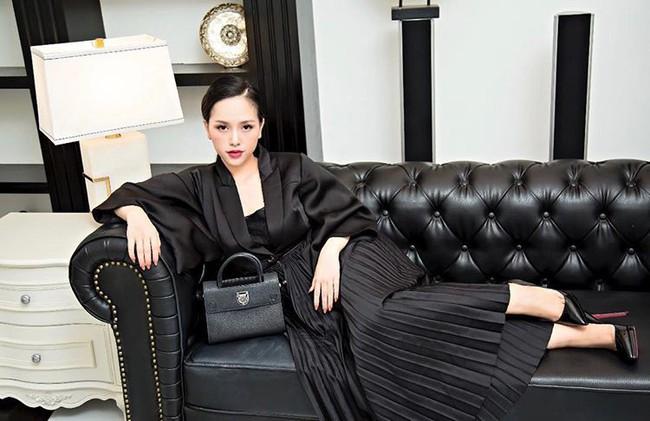 Sau 1 năm lấy chồng, Trang Pilla chị dâu Bảo Thy ngày càng xinh đẹp, quyến rũ - Ảnh 8.