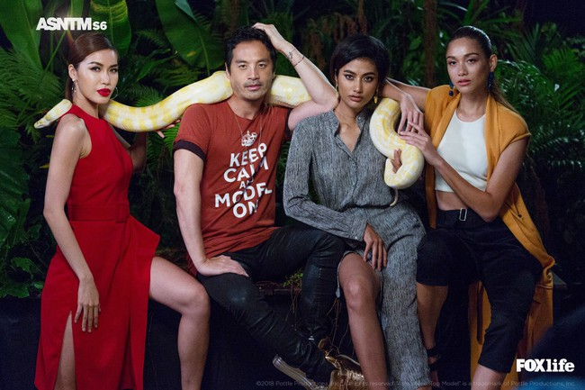 Minh Tú làm huấn luyện viên, Hồ Ngọc Hà xuất hiện chớp nhoáng ở Asias Next Top Model  - Ảnh 5.