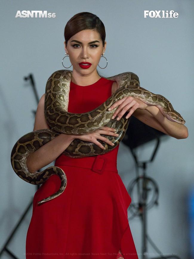 Minh Tú làm huấn luyện viên, Hồ Ngọc Hà xuất hiện chớp nhoáng ở Asias Next Top Model  - Ảnh 6.