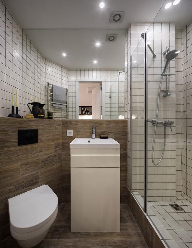Căn hộ nhỏ vỏn vẹn gần 18m² này chứng minh cho bạn thấy ở nhà nhỏ vẫn tuyệt như nhà to - Ảnh 17.