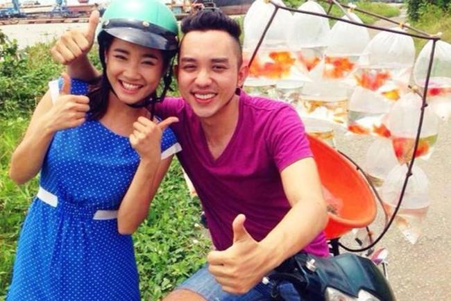 Ngô Kiến Huy là người tình màn ảnh cuối cùng trước khi Nhã Phương lên xe hoa với Trường Giang - Ảnh 4.