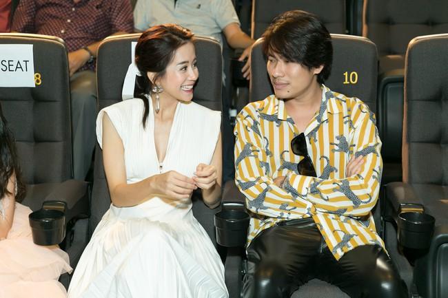 Trở thành vợ của Kiều Minh Tuấn, An Nguy bật khóc ngay trong họp báo  - Ảnh 3.
