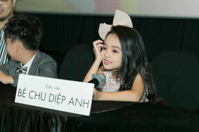 Trở thành vợ của Kiều Minh Tuấn, An Nguy bật khóc ngay trong họp báo  - Ảnh 7.