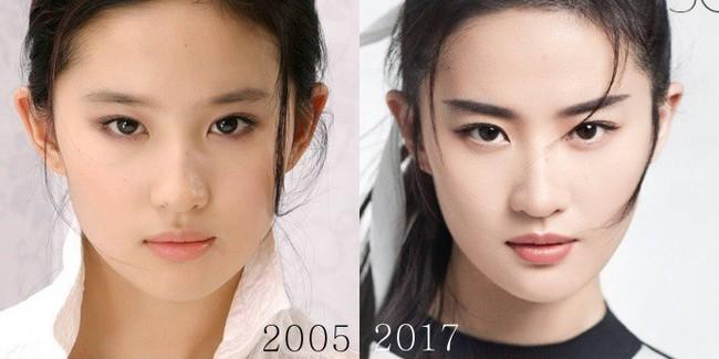 Nhìn lại ảnh cũ 12 năm, Lưu Diệc Phi xinh đẹp vượt thời gian hay đã lộ bằng chứng phẫu thuật thẩm mỹ? - Ảnh 1.