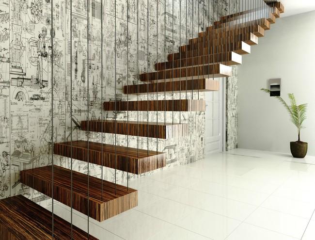 6 điều bạn không thể quên khi bắt tay vào thiết kế cầu thang - Ảnh 4.