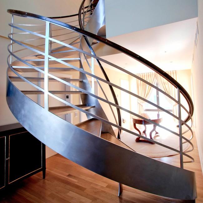 6 điều bạn không thể quên khi bắt tay vào thiết kế cầu thang - Ảnh 6.