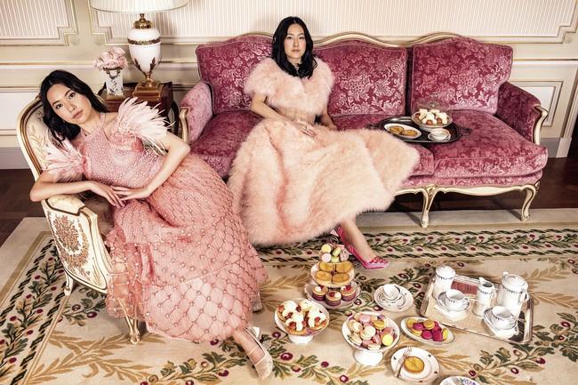 Crazy Rich Asians của đời thực: dự show thời trang từ năm 10 tuổi, mặc đồ Haute Couture như cơm bữa - Ảnh 4.