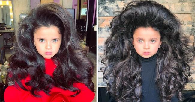 Chùm ảnh: Những mái tóc dày bồng bềnh được xếp vào hàng hiếm có khó tìm trên thế giới khiến bạn phải thốt lên không thể tin nổi! - Ảnh 1.
