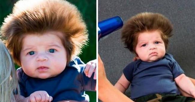 Chùm ảnh: Những mái tóc dày bồng bềnh được xếp vào hàng hiếm có khó tìm trên thế giới khiến bạn phải thốt lên không thể tin nổi! - Ảnh 12.