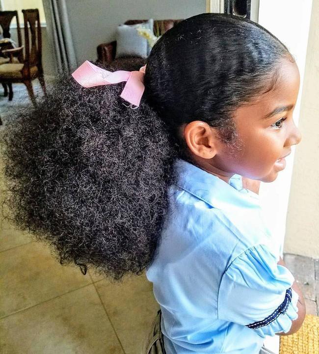 Chùm ảnh: Những mái tóc dày bồng bềnh được xếp vào hàng hiếm có khó tìm trên thế giới khiến bạn phải thốt lên không thể tin nổi! - Ảnh 17.