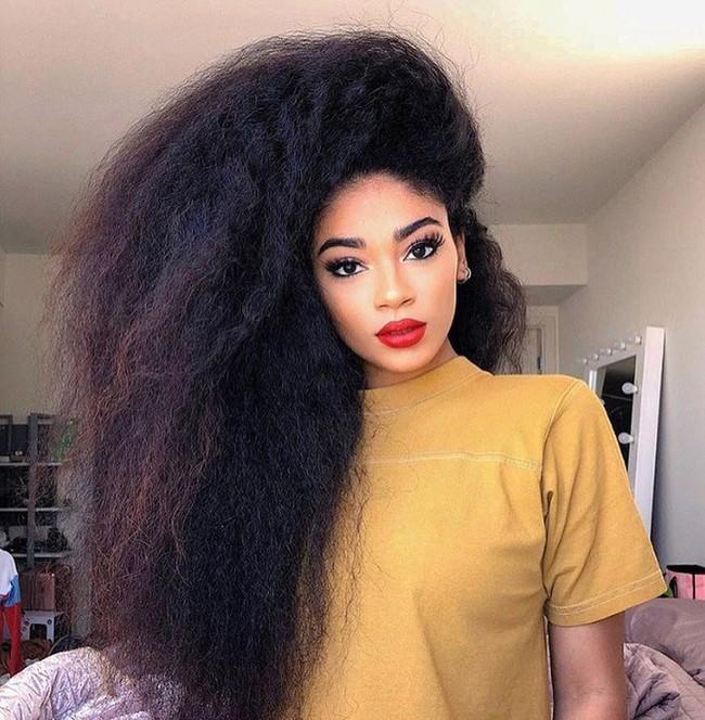 Chùm ảnh: Những mái tóc dày bồng bềnh được xếp vào hàng hiếm có khó tìm trên thế giới khiến bạn phải thốt lên không thể tin nổi! - Ảnh 2.