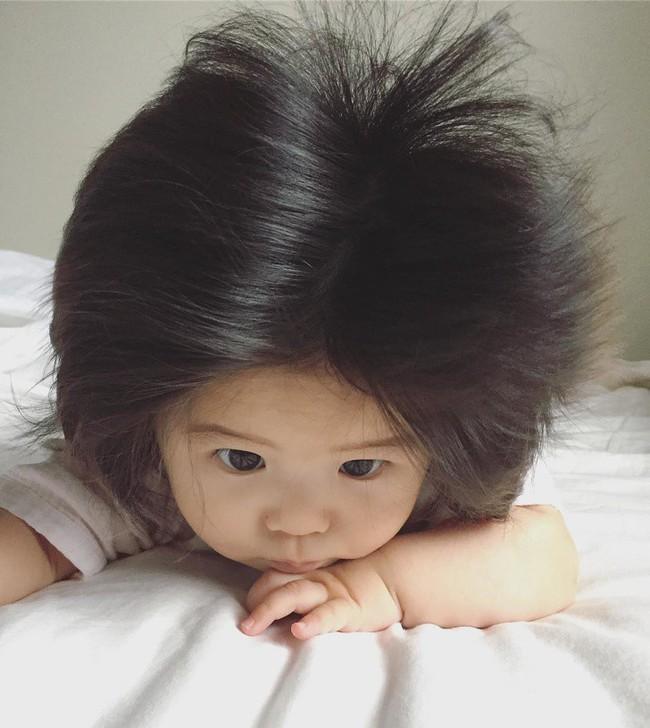 Chùm ảnh: Những mái tóc dày bồng bềnh được xếp vào hàng hiếm có khó tìm trên thế giới khiến bạn phải thốt lên không thể tin nổi! - Ảnh 3.