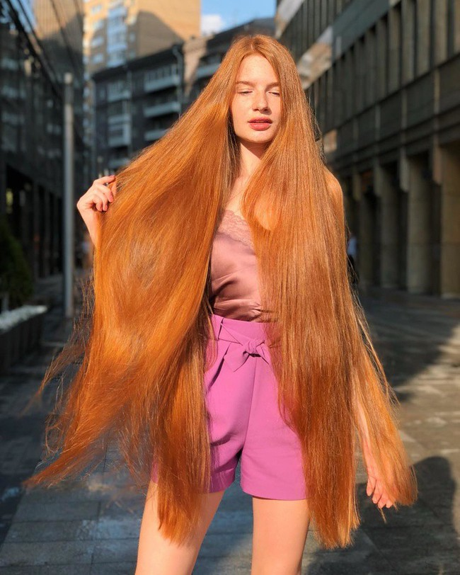 Chùm ảnh: Những mái tóc dày bồng bềnh được xếp vào hàng hiếm có khó tìm trên thế giới khiến bạn phải thốt lên không thể tin nổi! - Ảnh 5.
