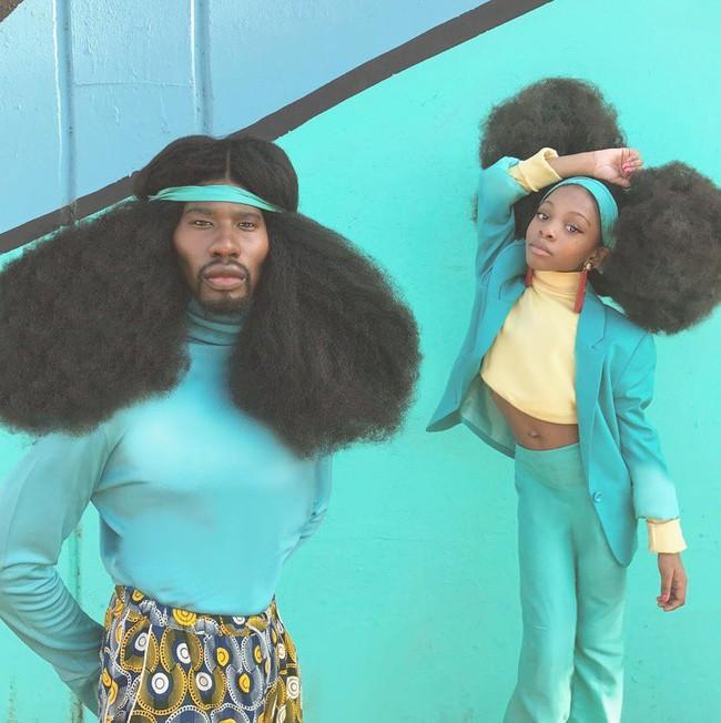 Chùm ảnh: Những mái tóc dày bồng bềnh được xếp vào hàng hiếm có khó tìm trên thế giới khiến bạn phải thốt lên không thể tin nổi! - Ảnh 9.