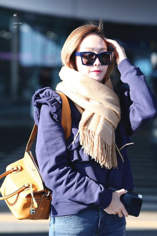 Chẳng kém tay chơi hàng hiệu nào, Jessica Jung sở hữu cả BST túi Hermes hàng tỷ đồng khiến ai cũng ghen tị - Ảnh 8.