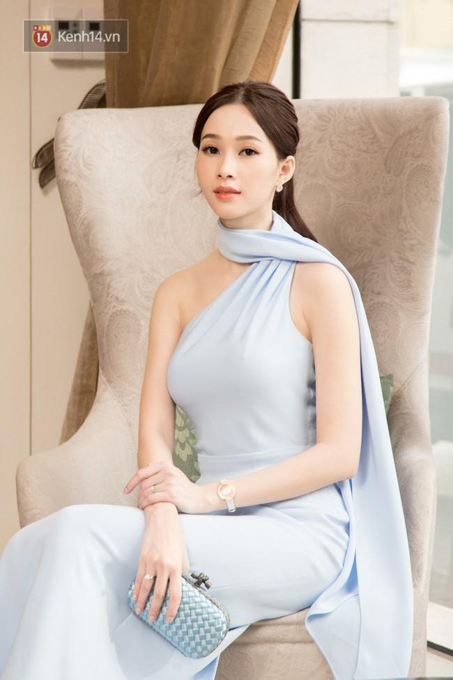 Tái xuất sau nửa năm sinh con, HH Thu Thảo khiến fan ngẩn ngơ trước sắc vóc đẹp tựa nữ thần - Ảnh 5.