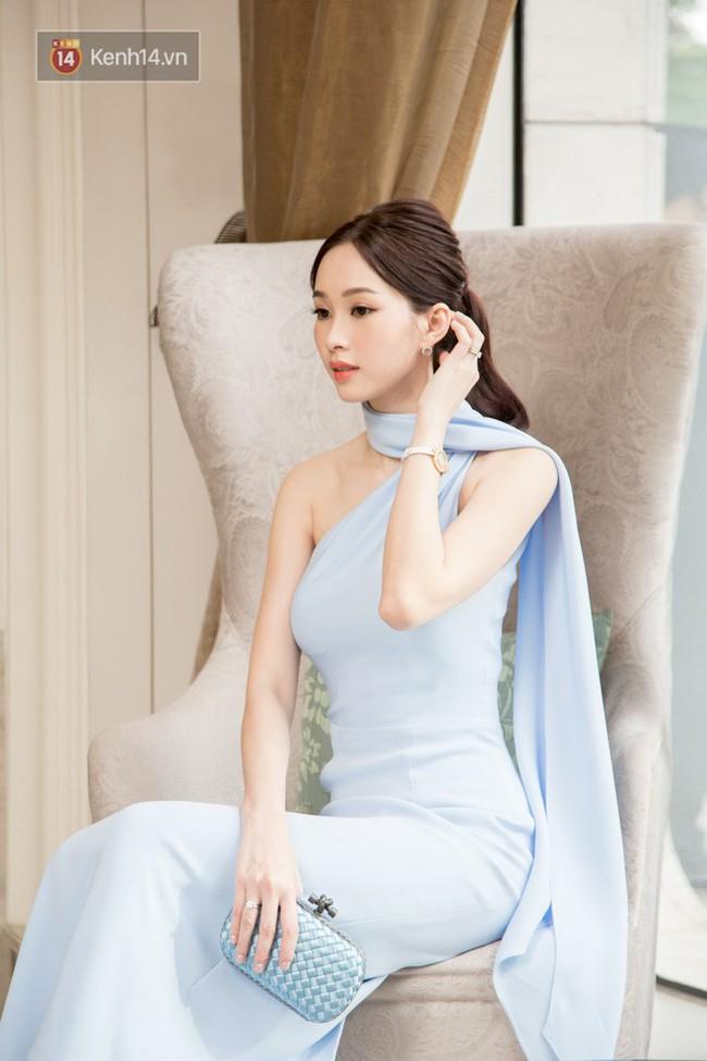 Tái xuất sau nửa năm sinh con, HH Thu Thảo khiến fan ngẩn ngơ trước sắc vóc đẹp tựa nữ thần - Ảnh 4.