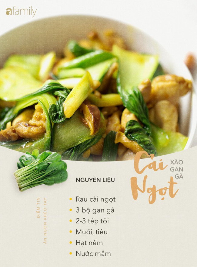 6 món rau xào cực ngon mà làm thì đơn giản để bạn chuẩn bị cho bữa cơm chiều - Ảnh 5.