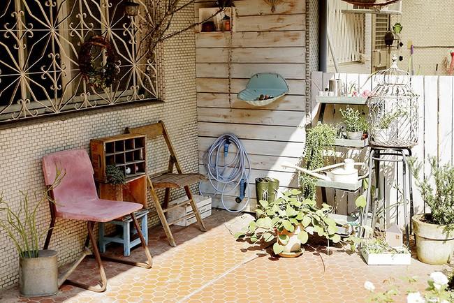 Cô gái trẻ tự tay cải tạo không gian cũ kỹ thành ngôi nhà vườn đẹp lãng mạn với cây xanh - Ảnh 11.