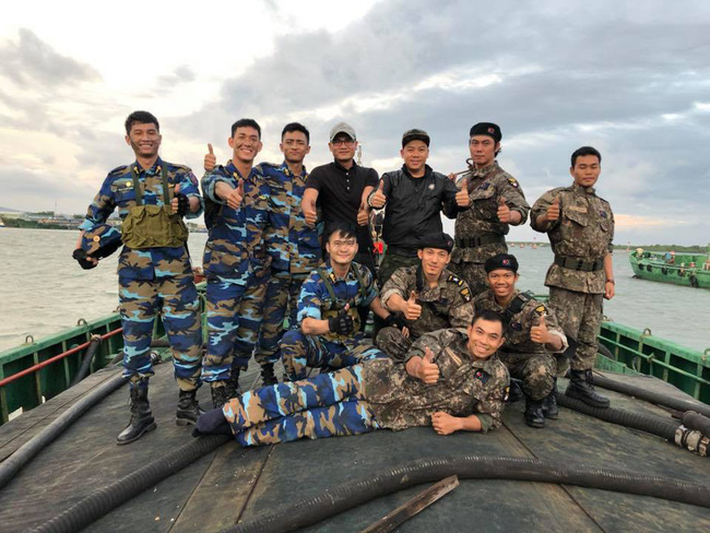 Hậu Duệ Mặt Trời bản Việt cũng có dàn trai quân nhân sáu múi không thua gì bản gốc! - Ảnh 7.