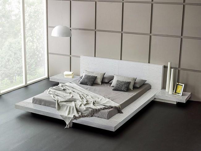 15 thiết kế giường ngủ sang chảnh lại thoải mái khiến bạn không muốn rời phòng ngủ chút nào - Ảnh 11.