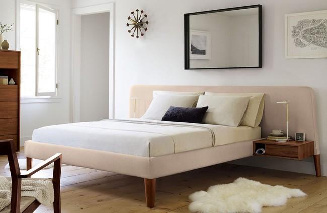 15 thiết kế giường ngủ sang chảnh lại thoải mái khiến bạn không muốn rời phòng ngủ chút nào - Ảnh 12.