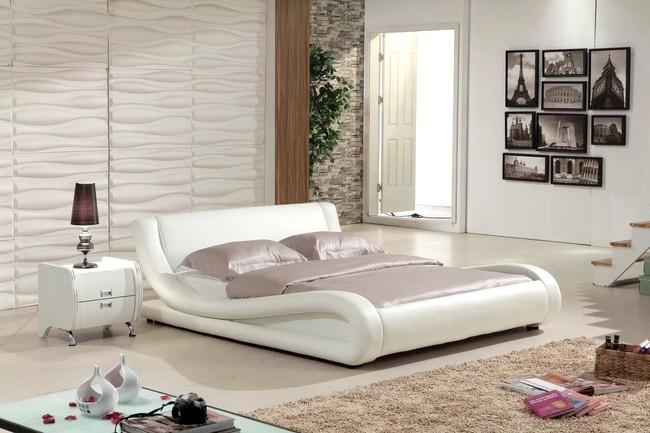 15 thiết kế giường ngủ sang chảnh lại thoải mái khiến bạn không muốn rời phòng ngủ chút nào - Ảnh 2.