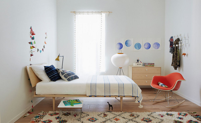 15 thiết kế giường ngủ sang chảnh lại thoải mái khiến bạn không muốn rời phòng ngủ chút nào - Ảnh 5.