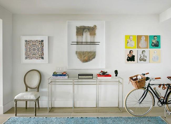 Muốn biết chủ nhân tinh tế đến đâu chỉ cần nhìn cách lựa chọn tranh trang trí trong nhà là biết - Ảnh 1.