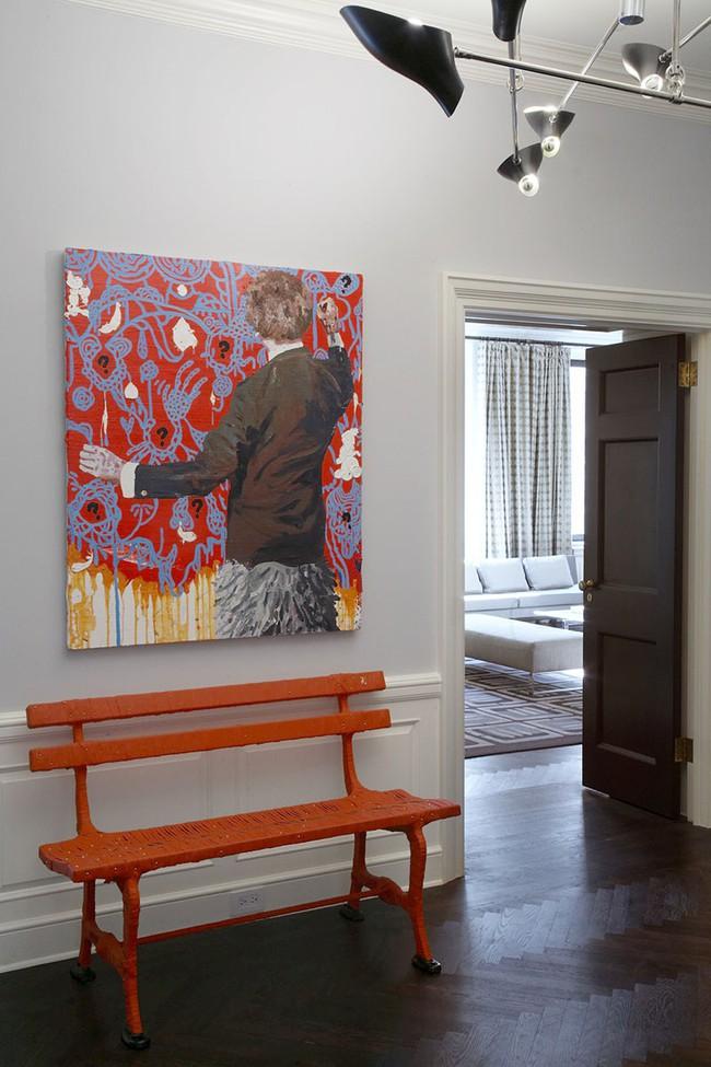 Muốn biết chủ nhân tinh tế đến đâu chỉ cần nhìn cách lựa chọn tranh trang trí trong nhà là biết - Ảnh 10.