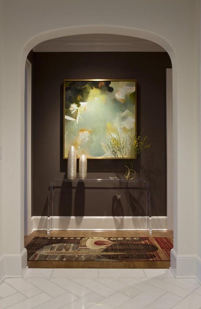 Muốn biết chủ nhân tinh tế đến đâu chỉ cần nhìn cách lựa chọn tranh trang trí trong nhà là biết - Ảnh 13.